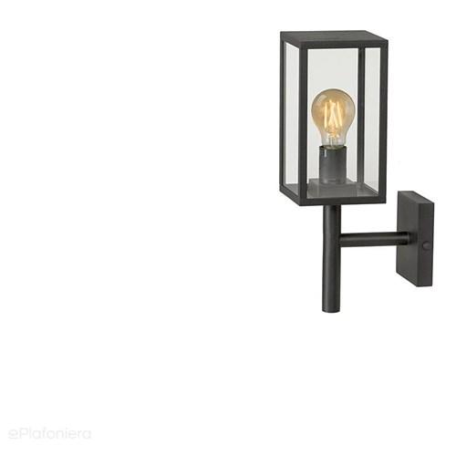 Lampa ścienna - kinkiet, ogrodowa zewnętrzna latarnia IP 44 (4W, 2200K) (system 12V LED) Celata