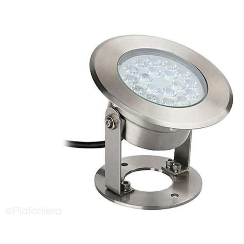 Reflektor kierunkowy, lampa ogrodowa do fontanny IP 68 (9W, RGB+2700K-6500K) (system 12V LED) Domi
