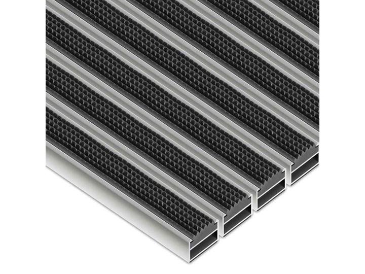 Clean Rubber 80 x 100 cm - wycieraczka Kategoria Wycieraczki Kolor Czarny