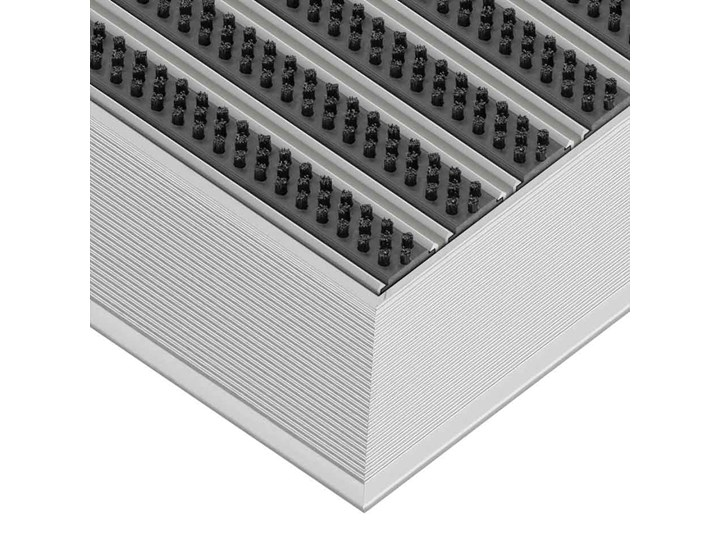 Clean Scrub 70 x 100 cm  - wycieraczka aluminiowa z profilem Kategoria Wycieraczki Kolor Czarny