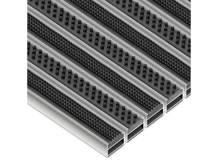 Clean Rubber - Scrub 50 x 80 cm - wycieraczka Kategoria Wycieraczki Kolor Czarny