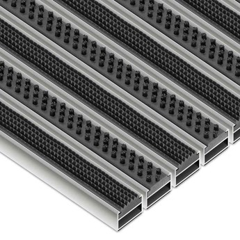 Clean Rubber - Scrub 60 x 90 cm - wycieraczka systemowa