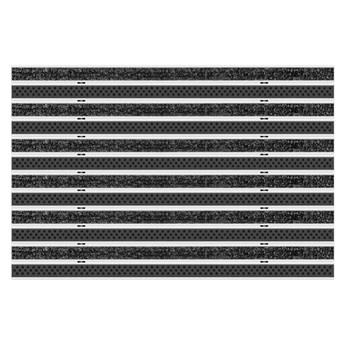 Clean Ryps - Scrub 80 x 100 cm - wycieraczka