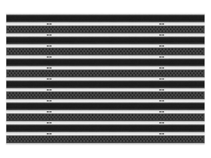 Clean Rubber - Scrub 80 x 100 cm - wycieraczka