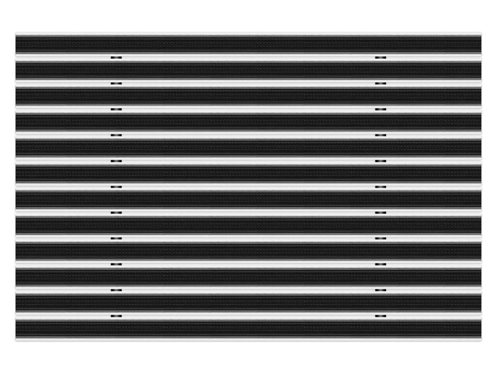 Clean Rubber 80 x 100 cm - wycieraczka Kategoria Wycieraczki
