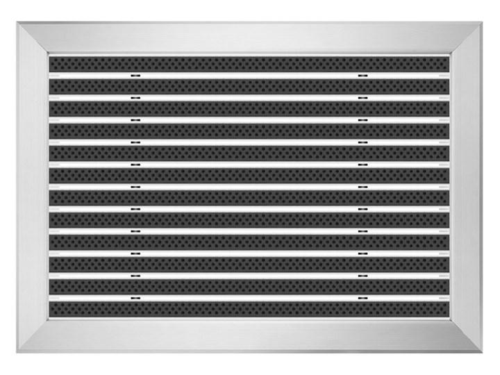Clean Scrub 70 x 100 cm - wycieraczka aluminiowa z profilem