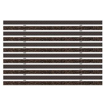 Clean Ryps - Scrub 50 x 80 cm - wycieraczka