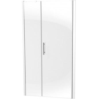 Deante Moon drzwi prysznicowe uchylne 110 cm KTM 013P