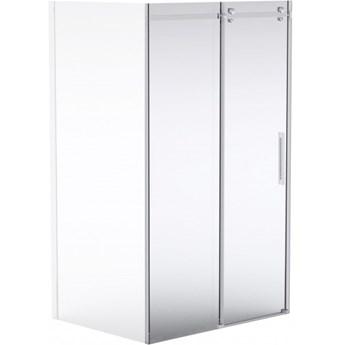Deante Hiacynt drzwi prysznicowe przesuwne 120 cm KQH 012P