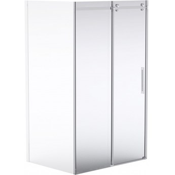 Deante Hiacynt drzwi prysznicowe przesuwne 160 cm KQH 016P