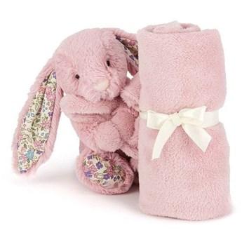 Szmatka przytulana z królikiem 34x34 cm, JellyCat