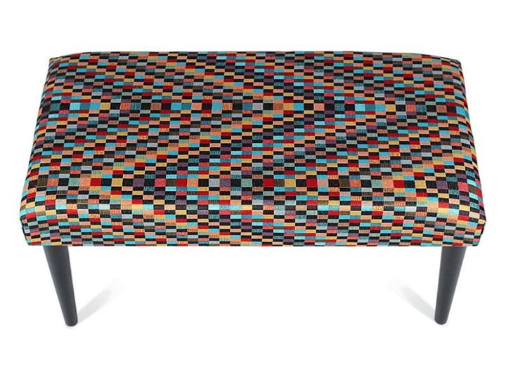 Ławka tapicerowana Modello Kategoria Ławki do salonu Pikowana Pomieszczenie Przedpokój