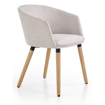 Krzesło K266 jasnoszare HALMAR