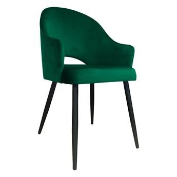 Krzesło JENISEJ VELVET zielone ATOS
