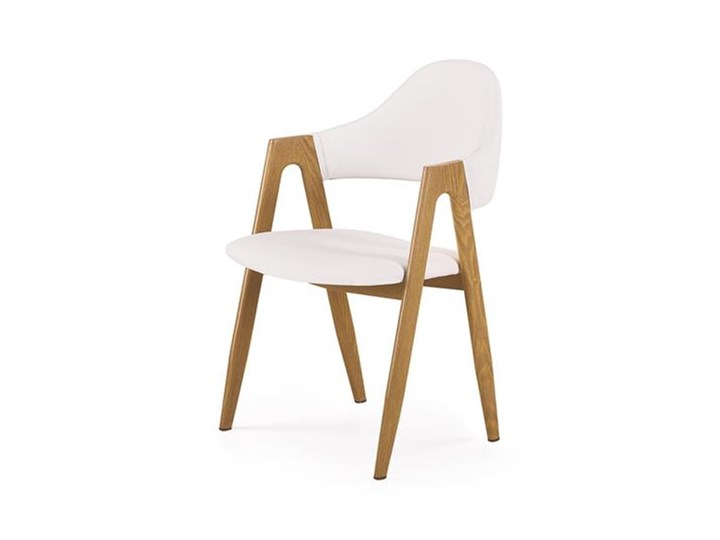 Krzesło K247 białe HALMAR