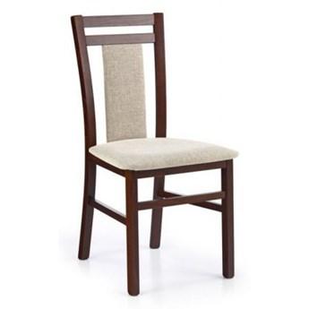 Krzesło HUBERT 8 ciemny orzech HALMAR