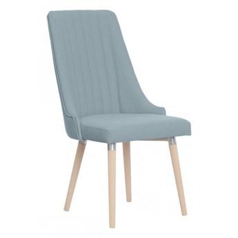 Krzesło CLOUD jasno szare DOMARTSTYL