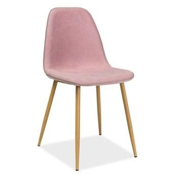 Krzesło DUAL różowe SIGNAL