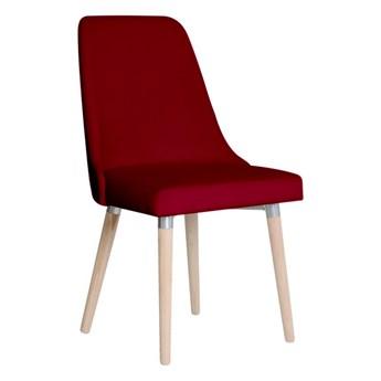 Krzesło LORENZO bordowe DOMARTSTYL