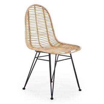 Krzesło K337 rattanowe HALMAR