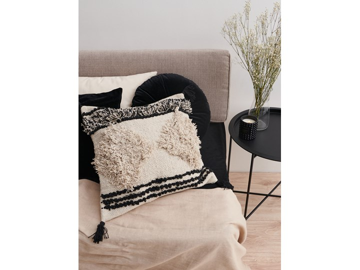 Sinsay - Poszewka na poduszkę - Biały 45x45 cm Poszewka dekoracyjna Kategoria Poduszki i poszewki dekoracyjne