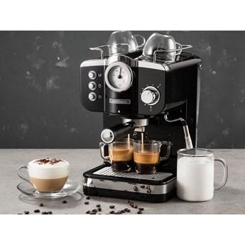 Delimano Ekspres do kawy Espresso Deluxe Noir
