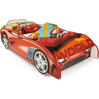 Czerwone łóżko dla dzieci 140x70 cm Sport Car R
