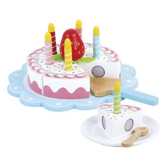 Tort urodzinowy Soczysta Truskawka