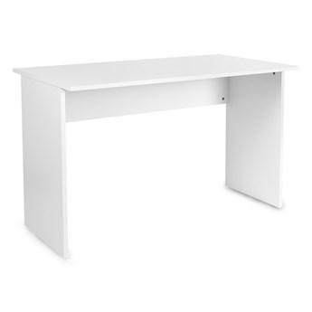 Klasyczne białe biurko