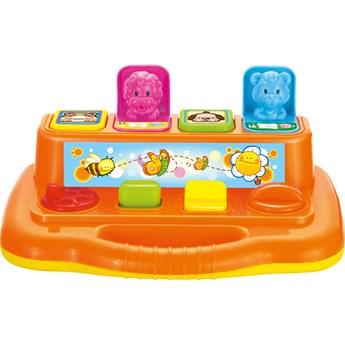 Skaczące Zwierzaki - zabawka interaktywna