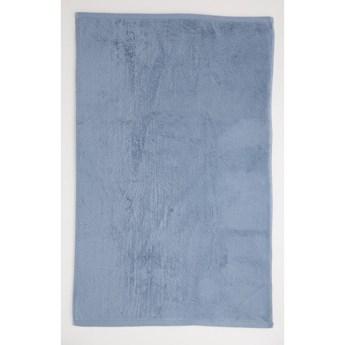 Jasnoniebieski bawełniany ręcznik El Delfin Lisa Coral, 50x100 cm
