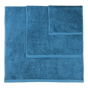 Zestaw 3 niebieskich ręczników Artex Alfa