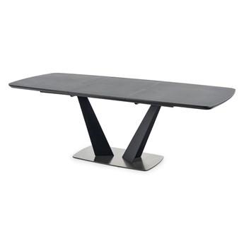 Rozkładany stół jadalniany na dwóch nogach Fangor 160-220