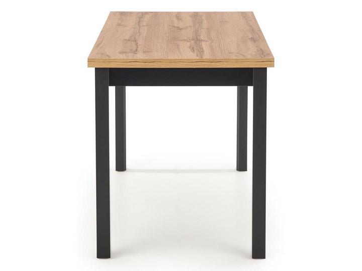 Nierozkładany stół w stylu industrialnym Cobalt Drewno Kategoria Stoły kuchenne Metal Szerokość 120 cm Wysokość 77 cm Długość 120 cm  Wysokość 120 cm Kształt blatu Prostokątny