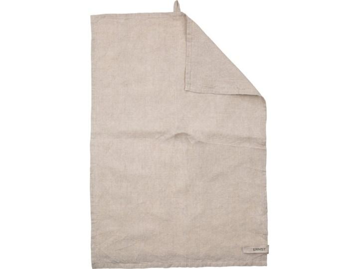 ERNST - Lniany ręcznik kuchenny naturalny