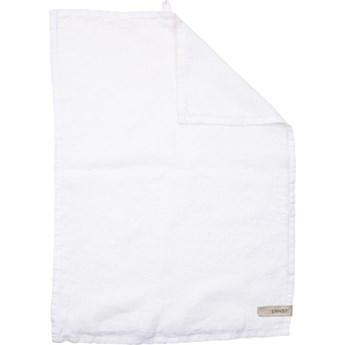 ERNST - Lniany ręcznik kuchenny biały