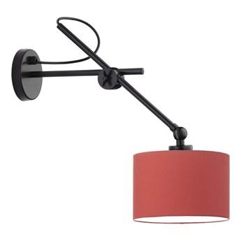 Lampka ścienna z czerwonym abażurem HAMILTON WYSYŁKA 24H