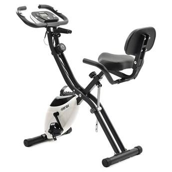 Składany rower treningowy Merax X-Bike - biały