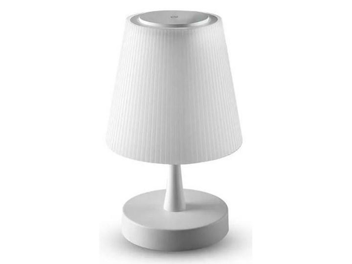 LED Ściemniana ładowalna lampa stołowa LED/4W/5V Wysokość 25 cm Styl Klasyczny