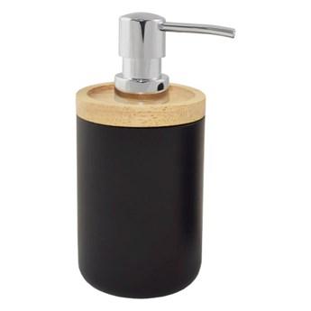 Dozownik do mydła Sepio Tokyo czarny