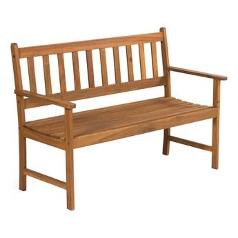 ławka ogrodowa 4013 brązowa