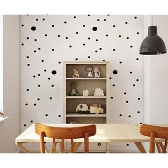 Tapeta Black Dots Humpty Dumpty