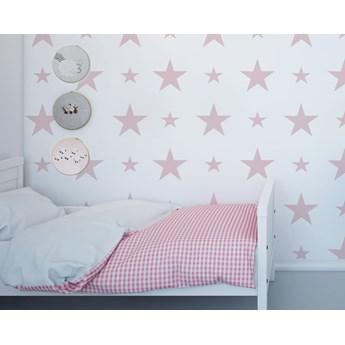 Tapeta Pink Stars Humpty Dumpty