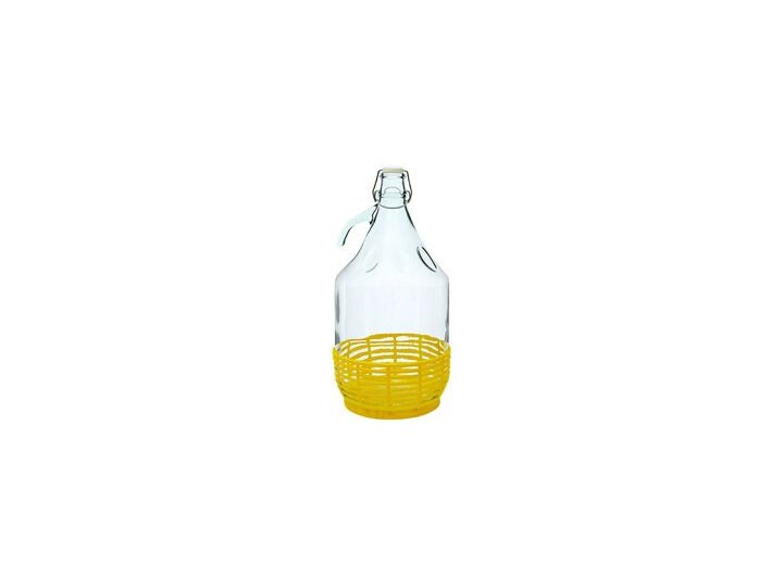 Gąsior Dama 5 l z koszykiem plastikowym i zamknięciem mechanicznym Browin Tworzywo sztuczne Kategoria Pojemniki i puszki