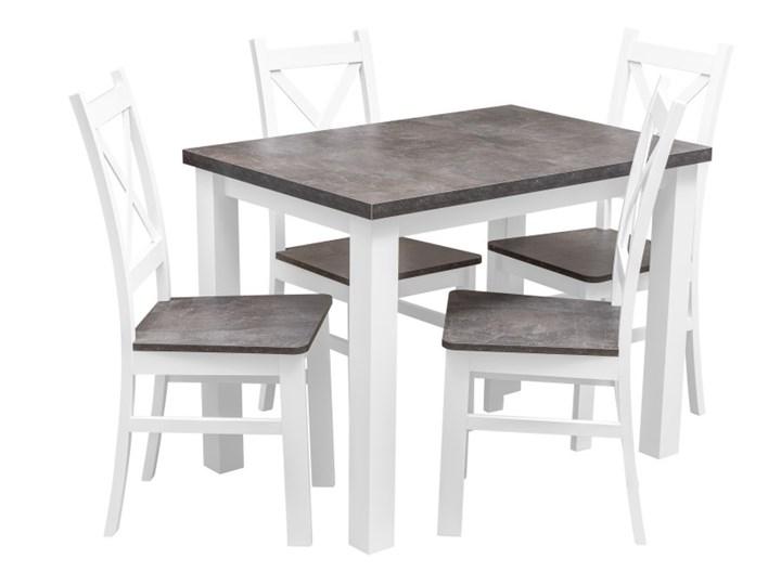 Zestaw Stół z Krzesłami do Kuchni Jadalni 100x70 Kategoria Stoły z krzesłami