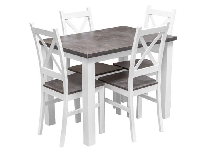 Zestaw Stół z Krzesłami do Kuchni Jadalni 100x70 Kategoria Stoły z krzesłami Pomieszczenie Jadalnia