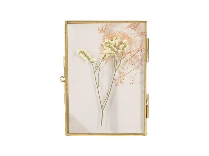 Dekoracja Bloom złota