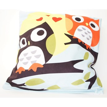 Poszewka dekoracyjna Owls In Love 42x42