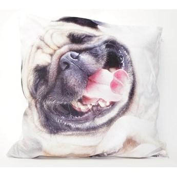 Poszewka dekoracyjna Smile Dog 42x42