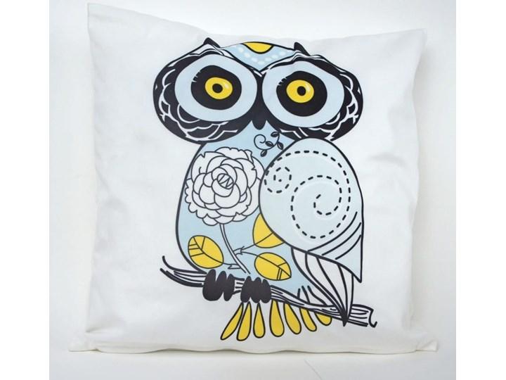Poszewka dekoracyjna Big Owl 42x42 Mikrofibra Kategoria Poduszki i poszewki dekoracyjne 42x42 cm Pomieszczenie Sypialnia